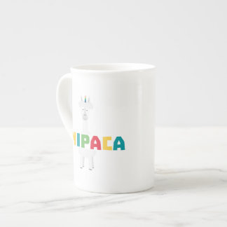 Alpaca Rainbow Unicorn Z0ghq Tea Cup