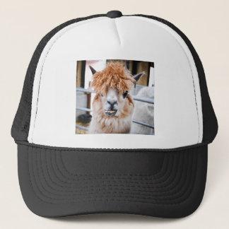 Alpaca Trucker Hat
