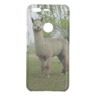 Alpaca Uncommon Google Pixel Case