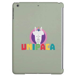 Alpaca Unicorn Unipaca Z4srx Case For iPad Air