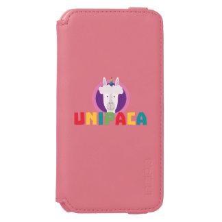 Alpaca Unicorn Unipaca Z4srx Incipio Watson™ iPhone 6 Wallet Case