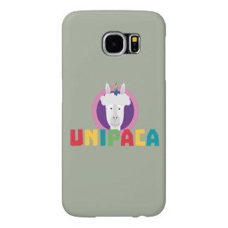 Alpaca Unicorn Unipaca Z4srx Samsung Galaxy S6 Cases