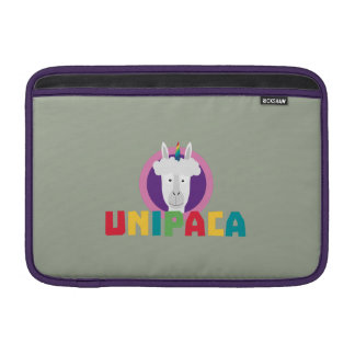 Alpaca Unicorn Unipaca Z4srx Sleeve For MacBook Air