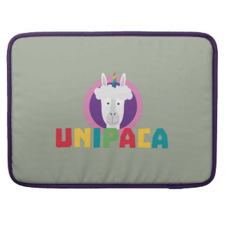 Alpaca Unicorn Unipaca Z4srx Sleeve For MacBook Pro