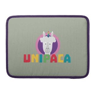 Alpaca Unicorn Unipaca Z4srx Sleeve For MacBook Pro