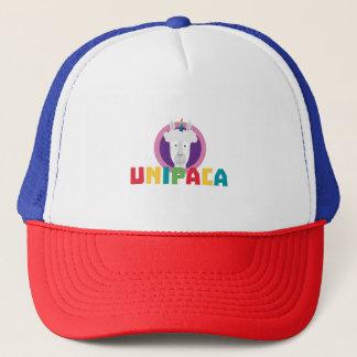 Alpaca Unicorn Unipaca Z4srx Trucker Hat