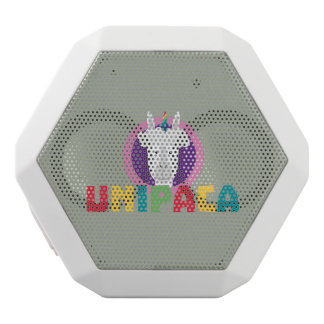 Alpaca Unicorn Unipaca Z4srx White Bluetooth Speaker