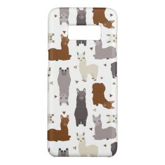Alpacas Geo Pattern Case-Mate Samsung Galaxy S8 Case