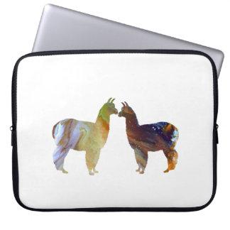 Alpacas Laptop Sleeve