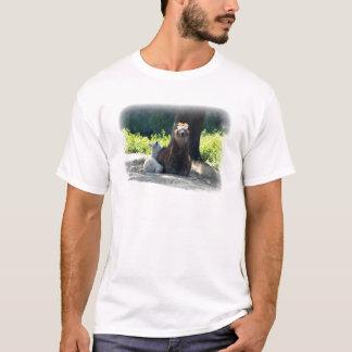 Alpacas - Mom & Baby T-Shirt