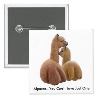 Alpacas Pin