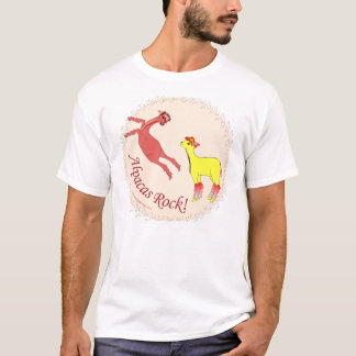 Alpacas Rock T-Shirt
