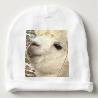 Alpaka knows baby beanie