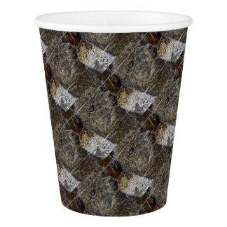 Alpaka portrait paper cup
