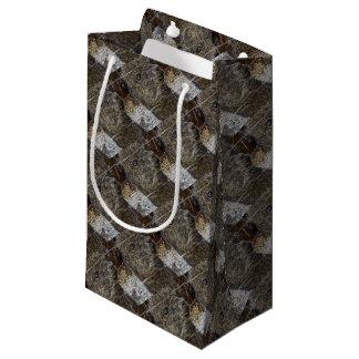 Alpaka portrait small gift bag