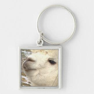Alpakas Keychain