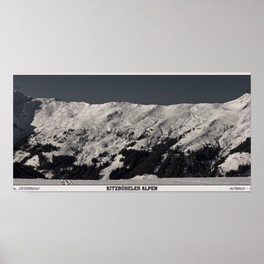 Alpbach Panorama Poster
