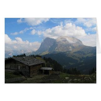 Alpe Di Siusi Italy Card