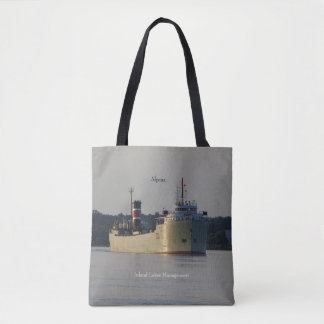 Alpena all over tote bag