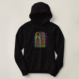 Alpha and Omega Hoodie