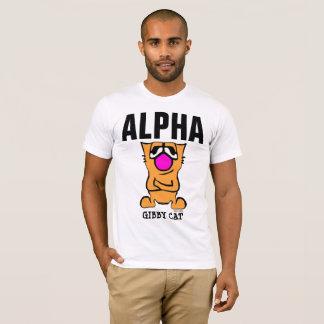 ALPHA CAT t-shirts, GIbby Cat T-Shirt