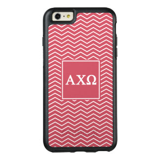 Alpha Chi Omega | Chevron Pattern OtterBox iPhone 6/6s Plus Case