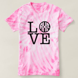 Alpha Chi Omega | Love T-shirt