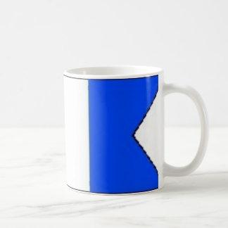 ALPHA COFFEE MUG