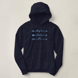 Alpha Delta Pi | Arrows Hoodie