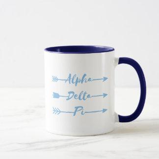 Alpha Delta Pi | Arrows Mug
