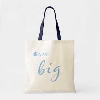 Alpha Delta Pi | Big Script Tote Bag