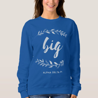 Alpha Delta Pi | Big Wreath Sweatshirt