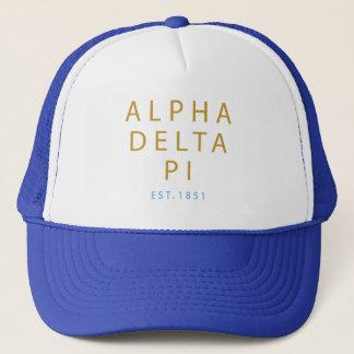 Alpha Delta Pi | Est. 1851 Trucker Hat
