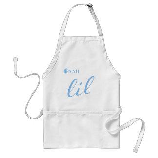 Alpha Delta Pi | Lil Script Standard Apron