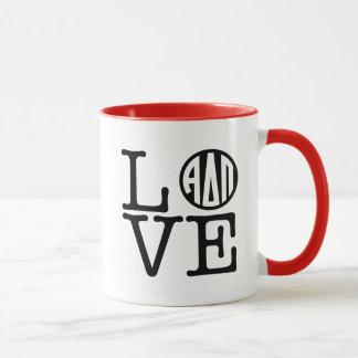 Alpha Delta Pi   Love Mug