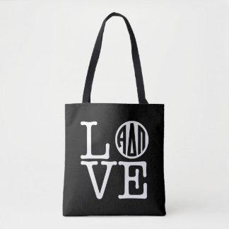 Alpha Delta Pi | Love Tote Bag