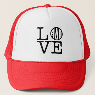 Alpha Delta Pi | Love Trucker Hat