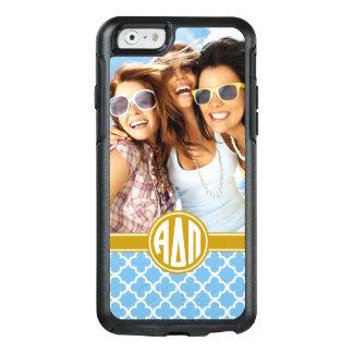 Alpha Delta Pi   Monogram and Photo OtterBox iPhone 6/6s Case