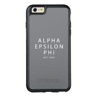 Alpha Epsilon Phi | Est. 1909 OtterBox iPhone 6/6s Plus Case