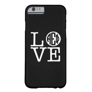 Alpha Epsilon Phi | Love Barely There iPhone 6 Case