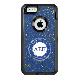 Alpha Epsilon Pi | Badge OtterBox Defender iPhone Case