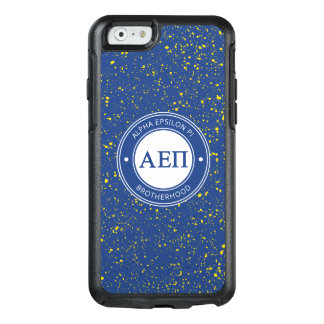 Alpha Epsilon Pi | Badge OtterBox iPhone 6/6s Case
