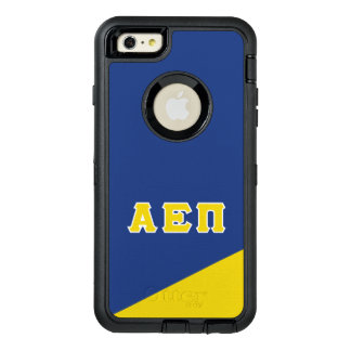 Alpha Epsilon Pi | Greek Letters OtterBox Defender iPhone Case