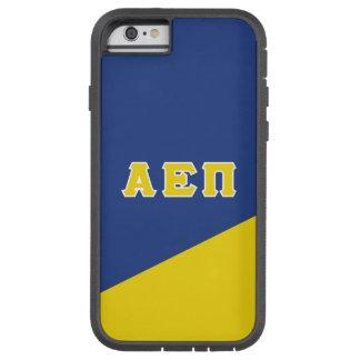 Alpha Epsilon Pi   Greek Letters Tough Xtreme iPhone 6 Case