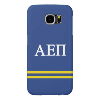 Alpha Epsilon Pi | Sport Stripe Samsung Galaxy S6 Cases