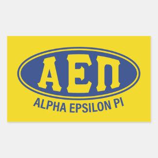 Alpha Epsilon Pi | Vintage Sticker