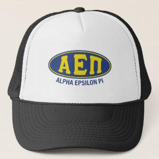 Alpha Epsilon Pi   Vintage Trucker Hat