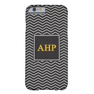 Alpha Eta Rho   Chevron Pattern Barely There iPhone 6 Case