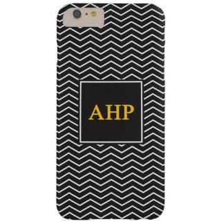 Alpha Eta Rho   Chevron Pattern Barely There iPhone 6 Plus Case