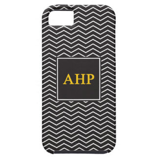 Alpha Eta Rho   Chevron Pattern iPhone 5 Cover